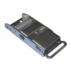 Stainless steel locking buckle