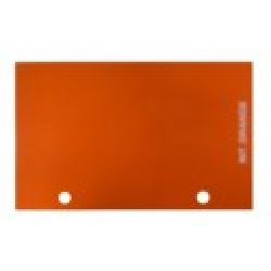 ORANGE - 900g Side Curtain Material