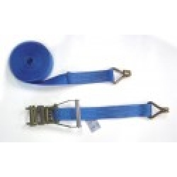 5 TON / 12 METRE RATCHET SYSTEM WITH 2 X 5 TON CLAW HOOKS